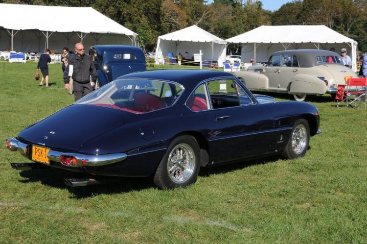 1962 Ferrari Superamerica 400- Peter Kalikow.