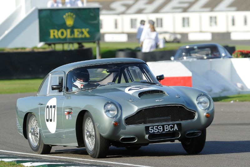 1960 Aston Martin DB4GT - Paul Drayson and Darren Turner