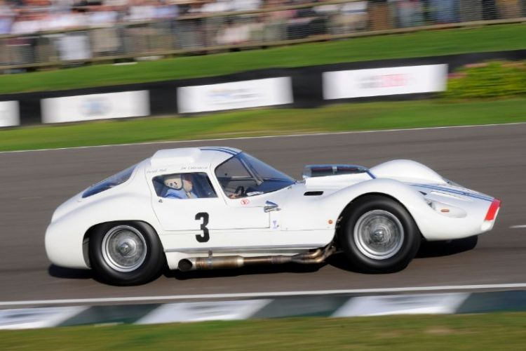 1962 Maserati Tipo 151 - Joe Colasacco and Derek Hill