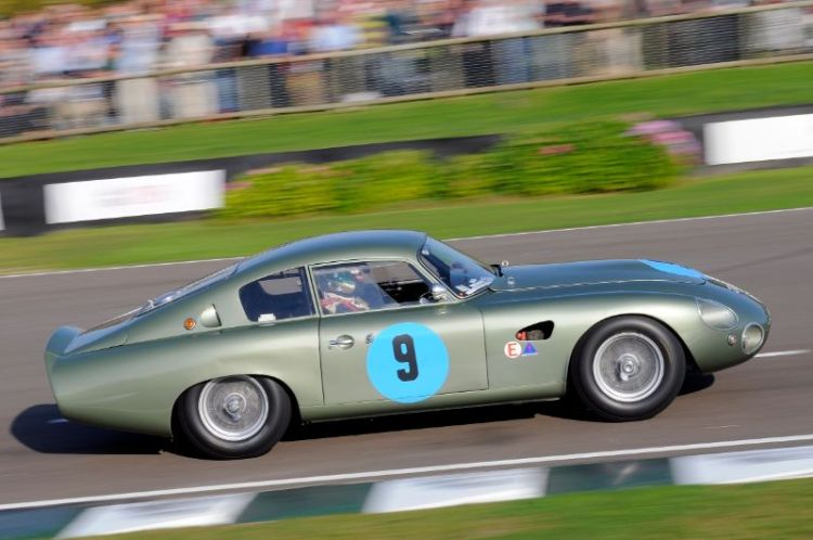 1961 Aston Martin Project 212 - David Clark and Wolfgang Friedrichs