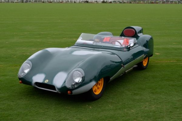Westfield Lotus - Mille Miglia North American Tribute 2011