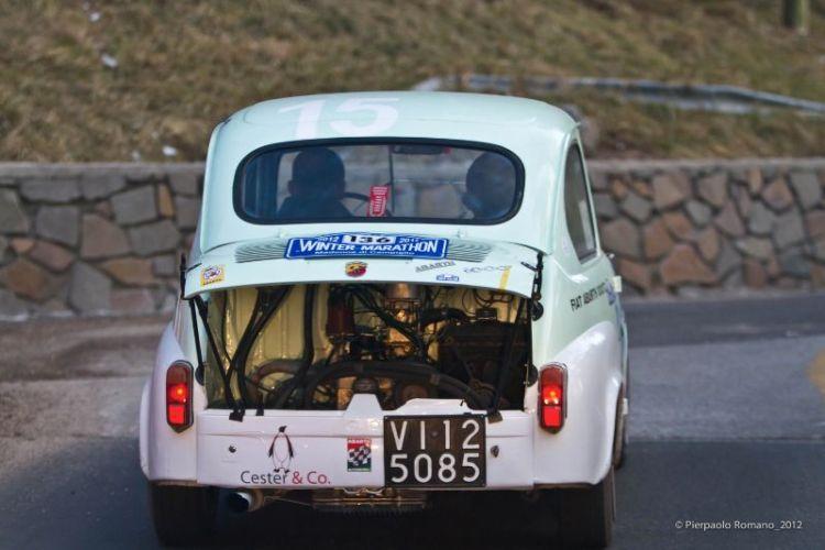 1963 Fiat Abarth 1000 Berlina