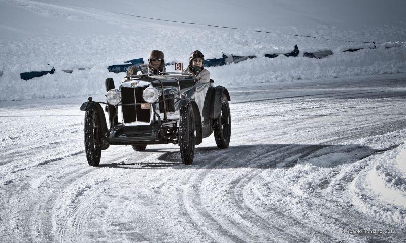 1929 MG M - Winter Marathon 2012