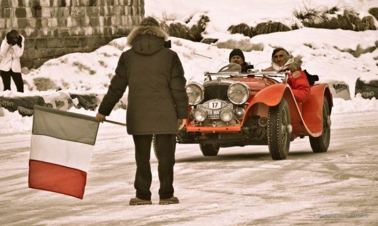 1938 Jaguar SS100