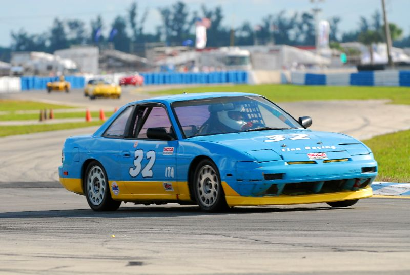 Michael Finn- 1989 Nissan 240SX.