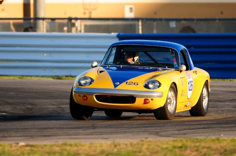 Philip Needs- 1966 Lotus Elan.