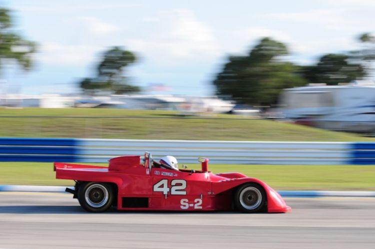 Bob Phillips- 1984 Tiga S2000.