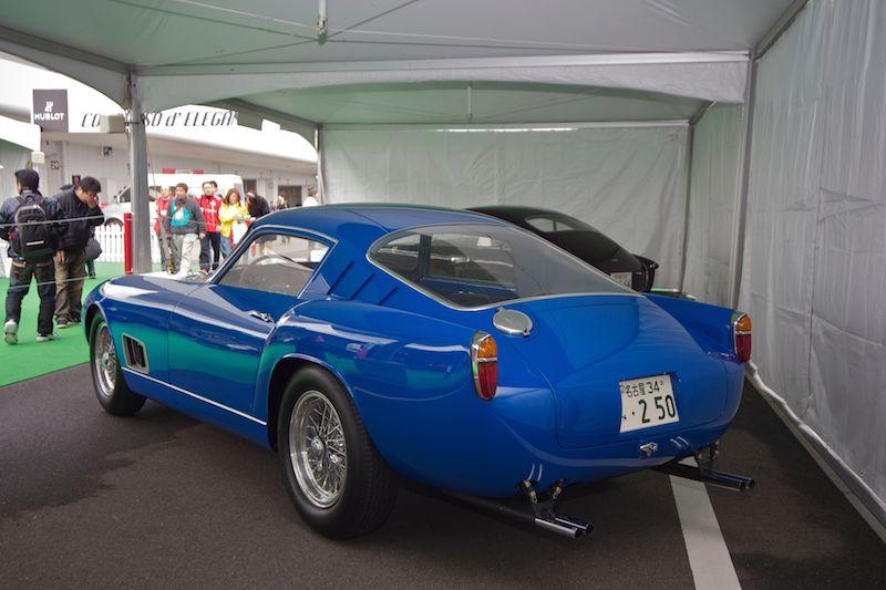 Ferrari Racing Days Suzuka 2012, Ferrari 250 GT Tour de France