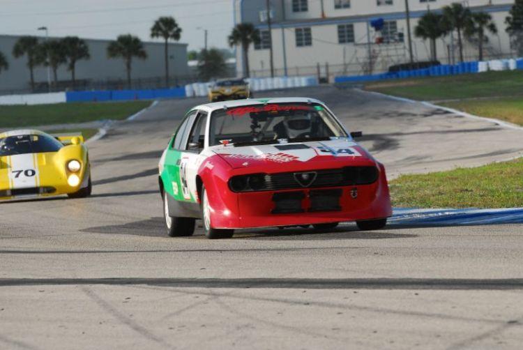 1982 Alfa Romeo GTV/6, Greg Seferian.