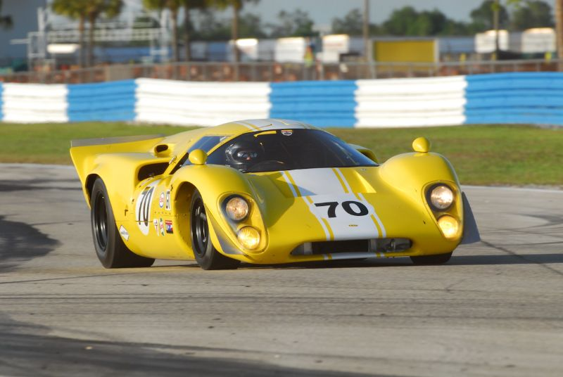 Lola T70 Mk111B- Randy Steagall.