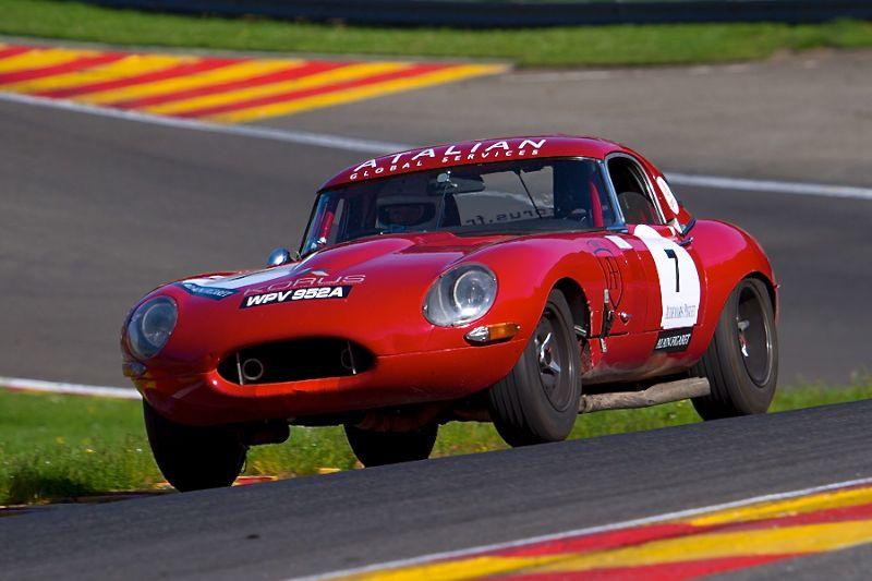 Jaguar E Type 1965