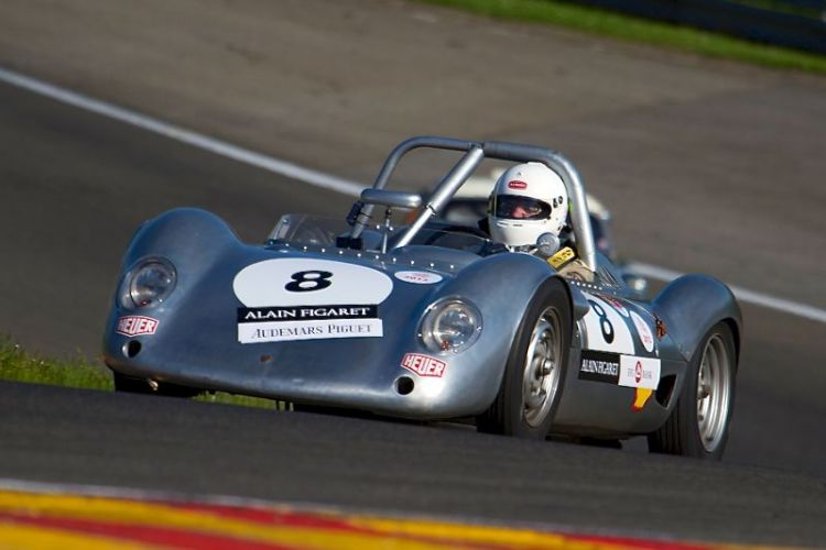 Porsche 550A 1959