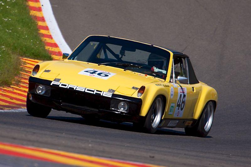 Porsche 914-6 GT 1970