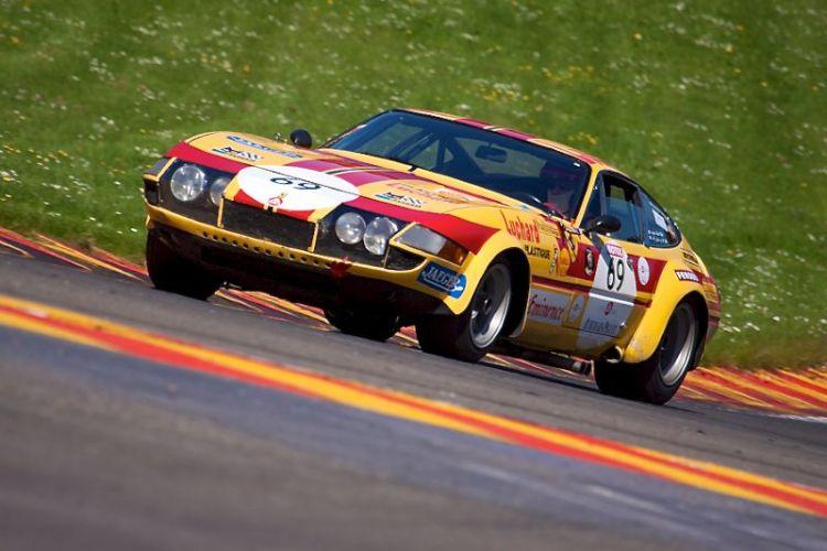 Ferrari 365 GTB/4 Daytona Gr IV 1972