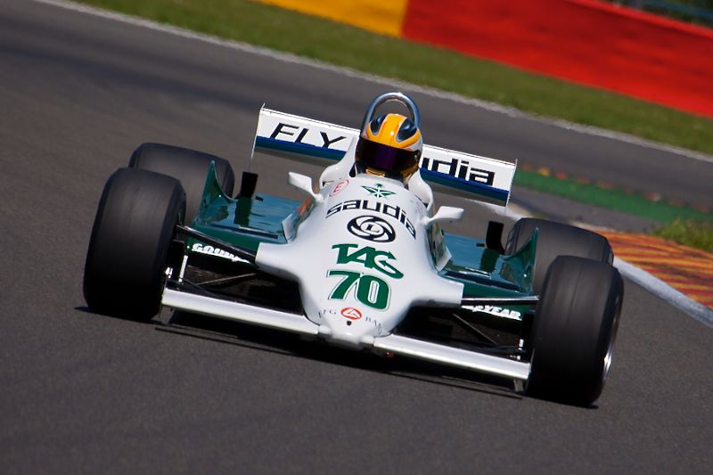 Williams FW07 1981