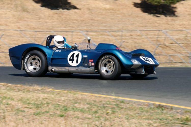 Greg Myer's 1962 Dailu Mk.2.