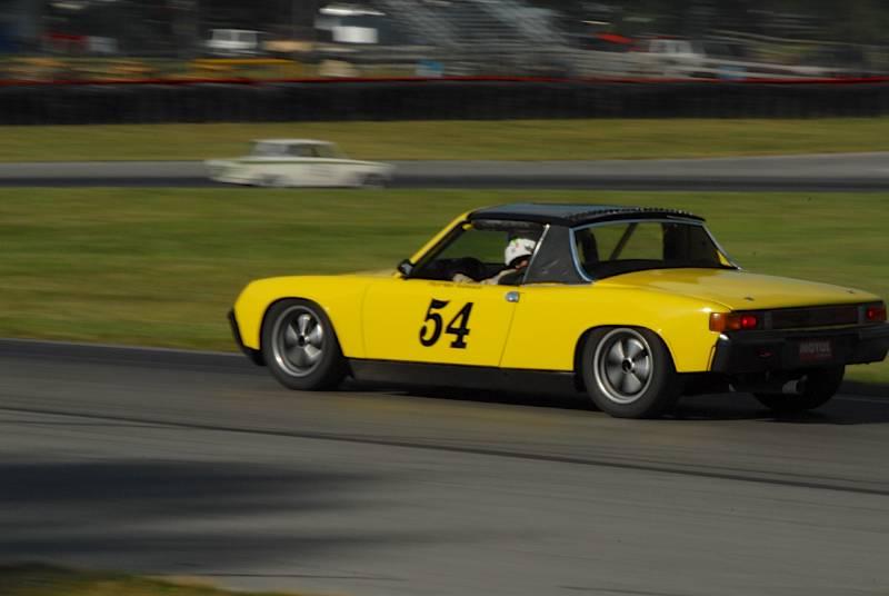 Melvin Andrews, 1970 Porsche 914/4.
