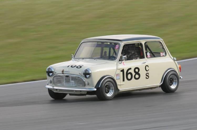 1965 Austin Mini Cooper- Andy Nelson.