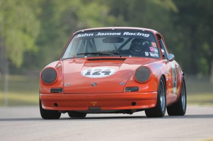 1968 Porsche 911, Delaney Sturgeon.