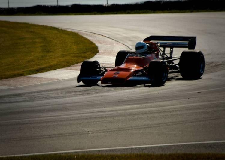 Ray Boissoneau- 1971 McRae GM1.