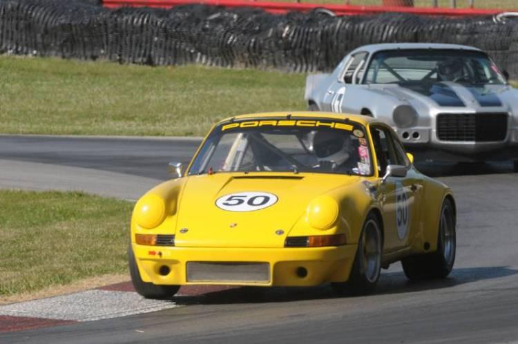 Porsche 911, Peter Maehling.