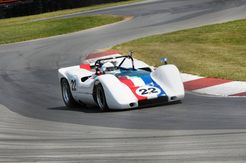 1968 McLaren M6B- Robert Bodin.