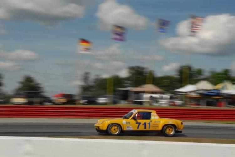 Tom Briest, Porsche 914/6.