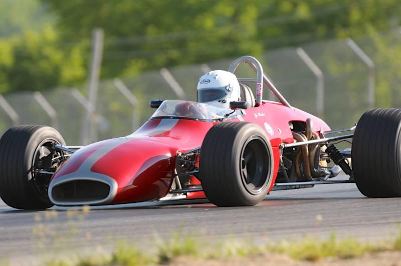 Joe Blacker- 1969 Brabham BT29.