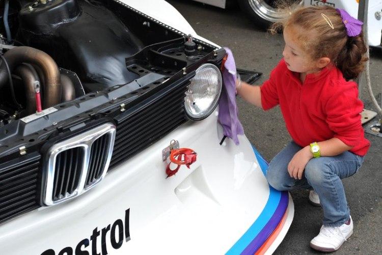 The future at Le Mans Classic 2012