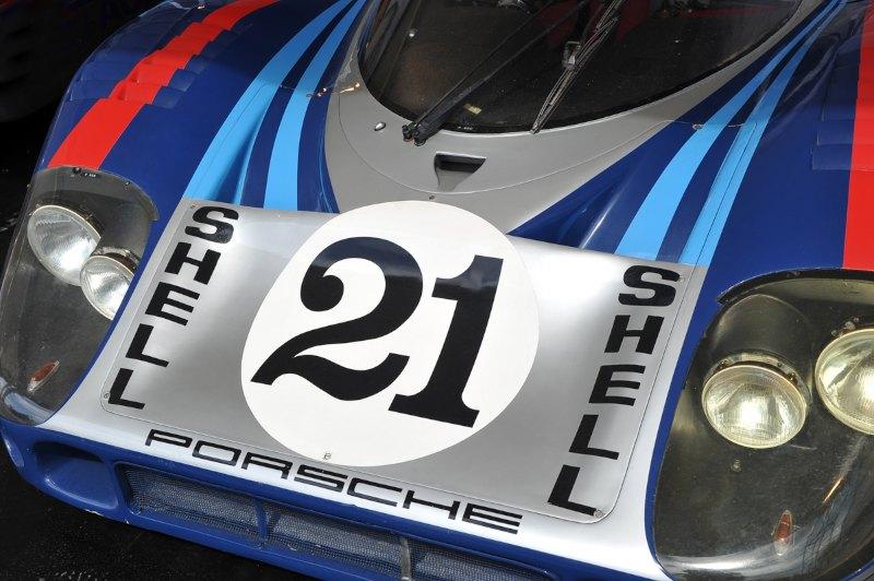 Porsche 917 LH - Le Mans Classic 2012