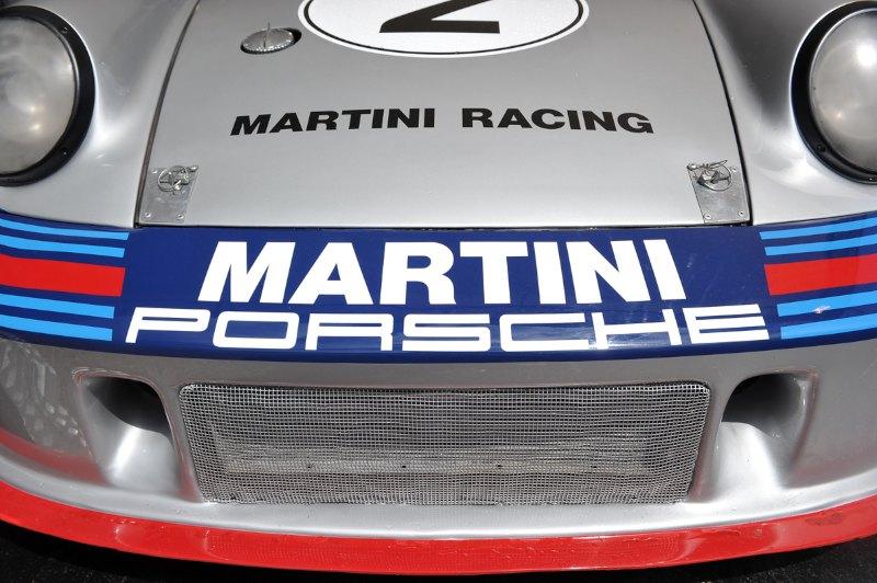 Martini Livery on Porsche - Le Mans Classic 2012