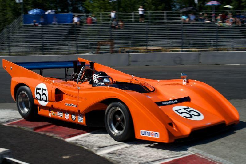 McLaren M8FP
