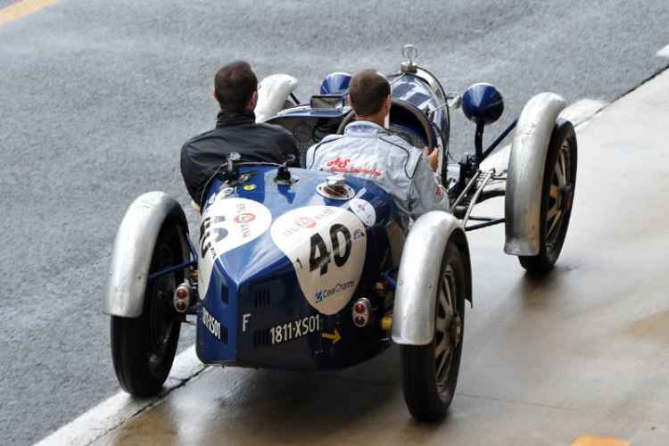 1928 Lombard AL 3 - Le Mans Classic 2012