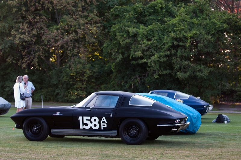 1963 Chevrolet Corvette Race Car