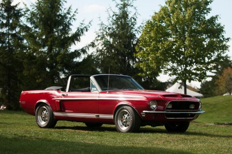 1967 Ford Shelby GT Convertible
