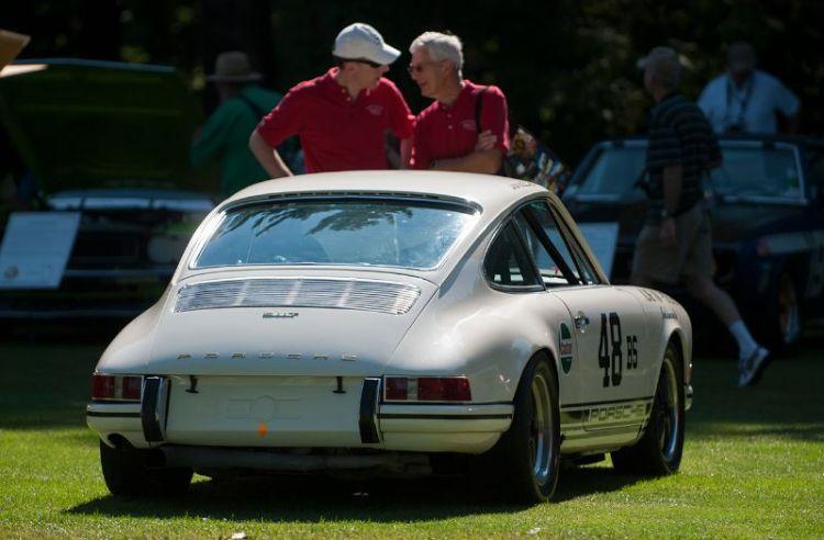 Porsche 911T Race Car