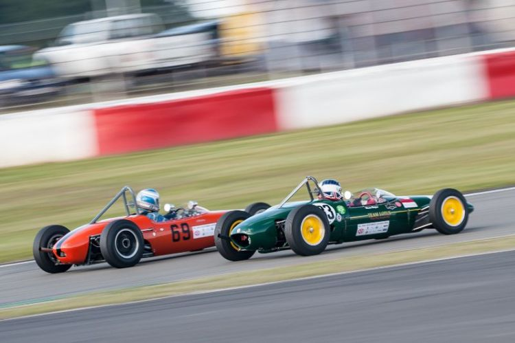 Alexis Mk IV and Lotus 22