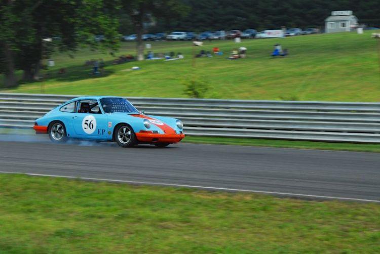 1967 Porsche 912 - Bill Ironside