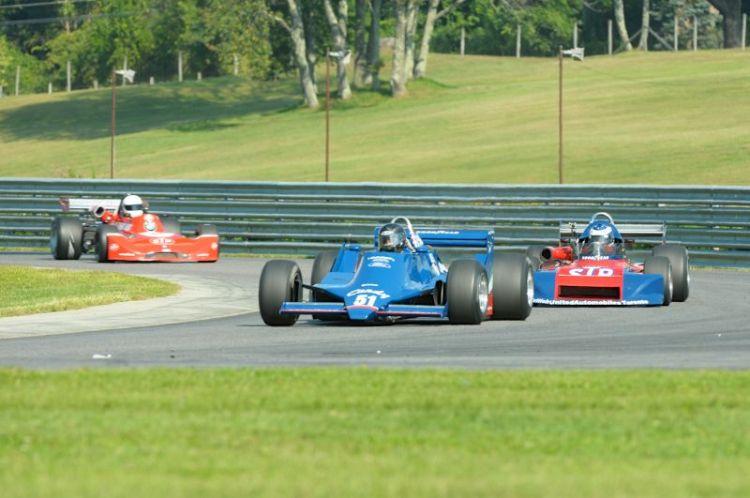 1979 Tyrrell- Eric Lang.