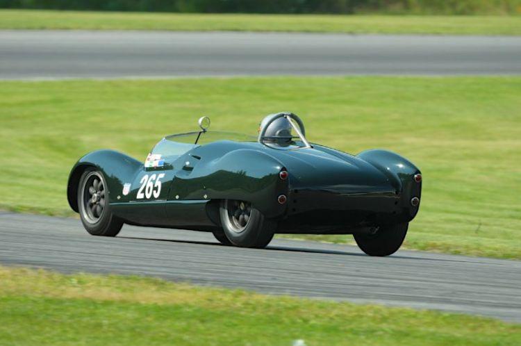1958 Cooper Monaco- Sandy McNeil.