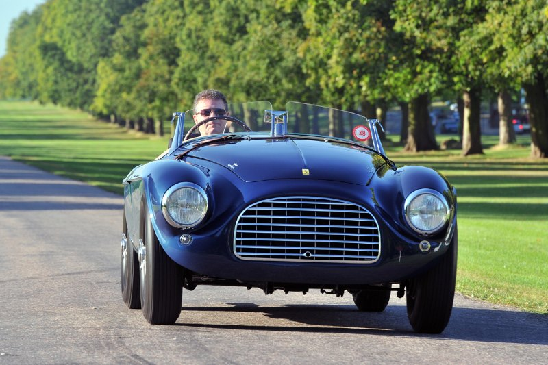 1950 Ferrari 166 MM Touring Barchetta