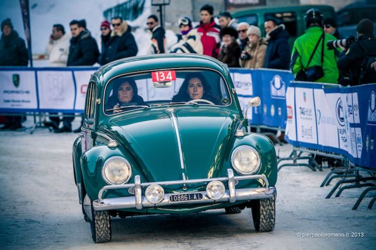 1964 Volkswagen Maggiolino - Winter Marathon Rally 2013