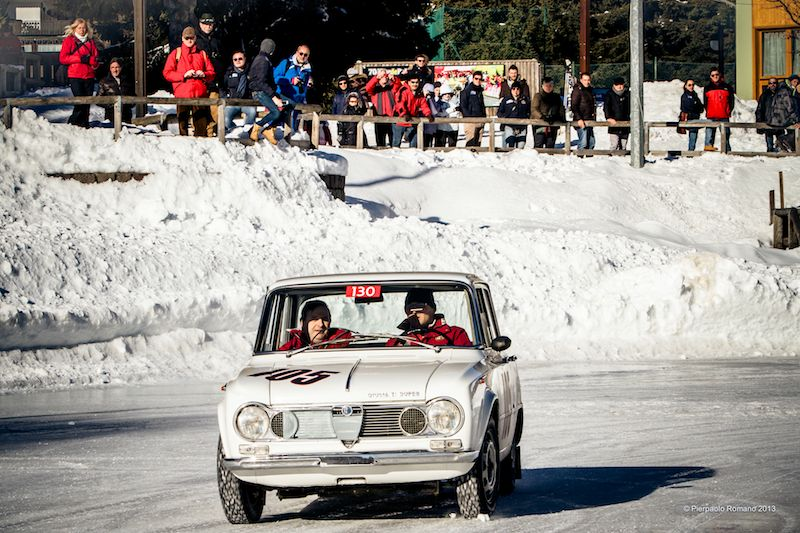 1964 Alfa Romeo Giulia TI Super - Winter Marathon Rally 2013