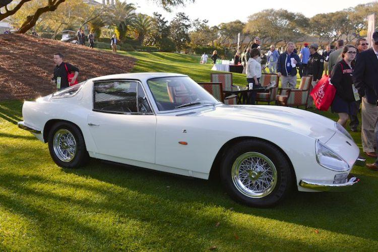 1965 Lamborghini 3500 GT Zagato