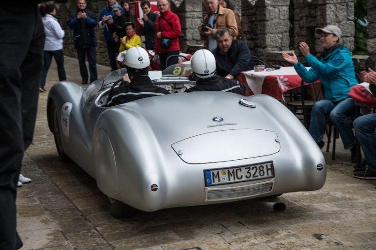 1939 BMW 328 Mille Miglia Roadster