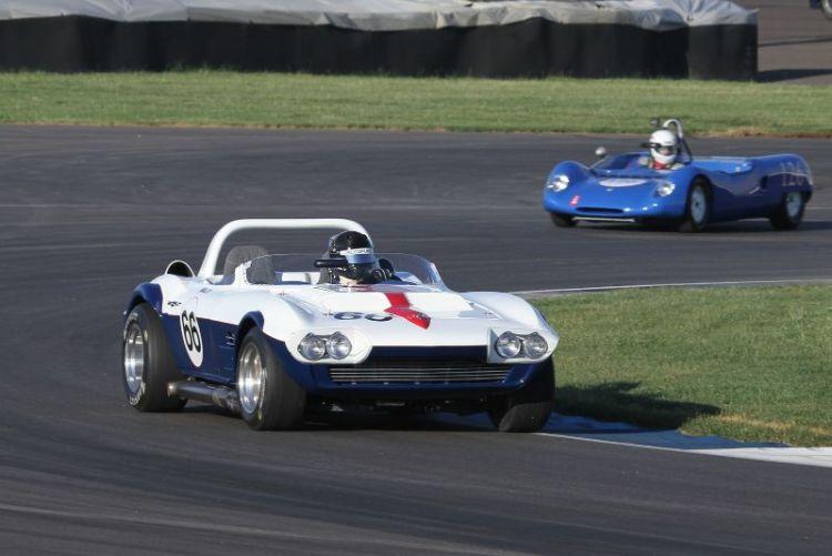 Walo Bertschinger, 66 Corvette Grand Sport