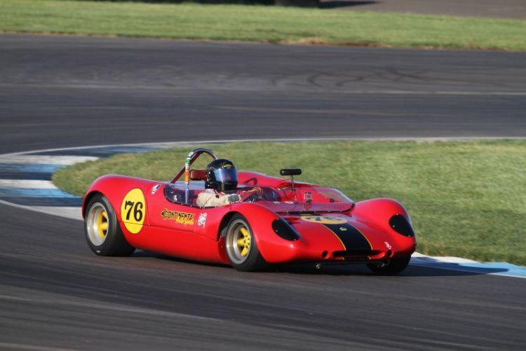 John Weinberger, 65 Lotus 23C