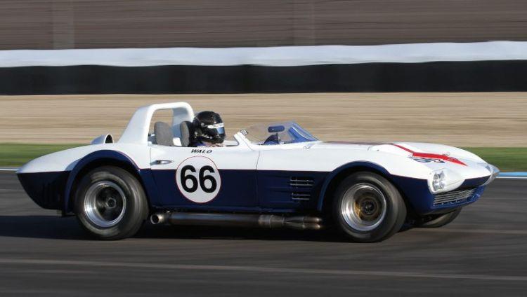 Walo Bertschinger, Corvette Grand Sport