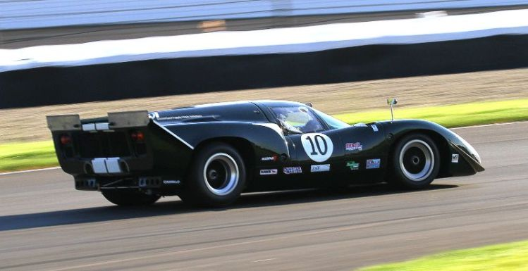 The lovely Lola T70.