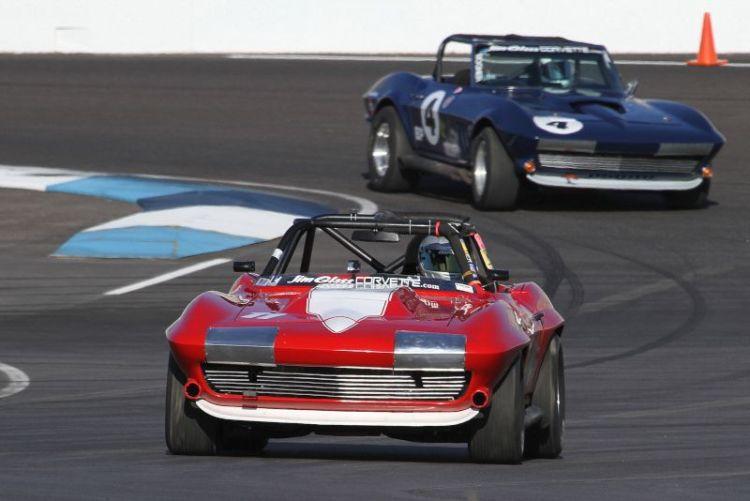 Jim Glass, 65 Corvette